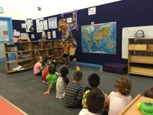 Peacefull at Kindergarten Melton 1