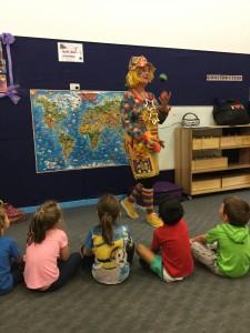Peacefull at Kindergarten Melton 2